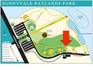 Sunnyvale Baylands Park Map